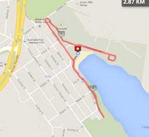 STG Run Course